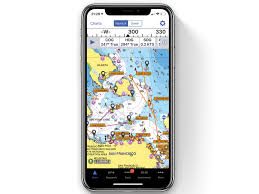 Canadian Nautical Charts Online Navigation Apps For Sailing Cruising World