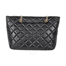 Michael Kors Fulton Large Quilted Tote in Black - Michael Kors ... & Michael Kors Fulton Large Quilted Tote in Black Adamdwight.com