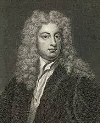 joseph addison  joseph addison engraving after the kneller portrait