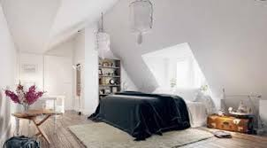 how to decorate a room with slanted walls how to arrange a bedroom with slanted walls