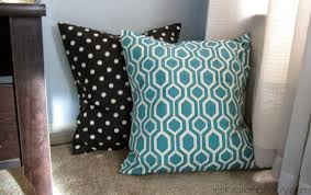 diy throw pillow covers no sew floor pillow sewing pattern kupon cushion blanket