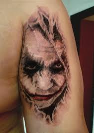 Tetování Joker