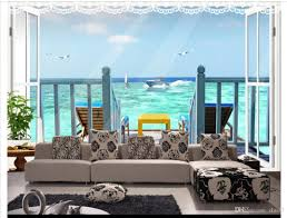 3D Wallpaper Custom Photo Silk Mural ...