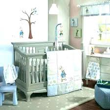 baby room peter rabbit crib bedding pottery barn