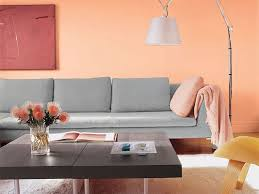 peach paint colorsYour true housepaint colors Big samples best  For the Home