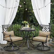 Grand Resort Villa Park 3pc Bistro set LIMITED AVAILABILITY