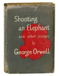 shooting an elephant by morgan hatch on prezi