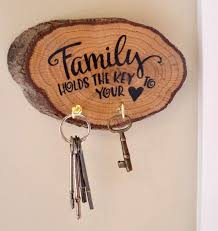 117 creative key holder for the wall