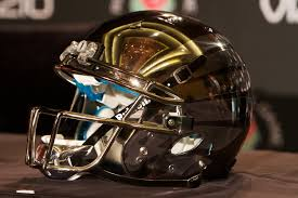 uo ducks shiny winged helmets inspired by necessity for newberg