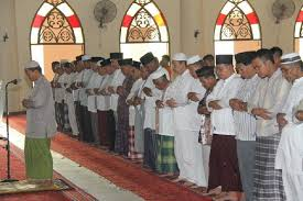 Image result for solat di masjid