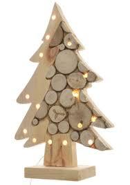 Lumineo Dekobaum Weihnachtsdeko Bäumchen Mit Led Beleuchtung 30 Cm
