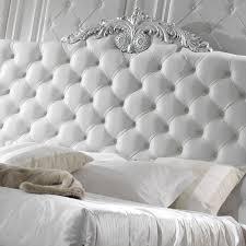 italian white furniture. Exclusive Luxury Italian White Leather Bed Furniture