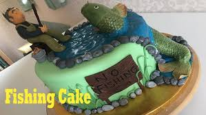 3 Fishing Cake Decorating Ideas Fishing Cake Decorating Ideas