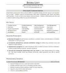 Entry Level Job Resume Best of Entry Level Job Resume Qualifications Skills On A Resume Resume