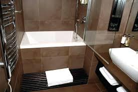 small bath tub amusing bathroom small soaking tub with shower combo design idea for small bathtubs small bath