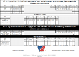 Edea Size Chart Ice Fire Skatewear Sizing Chart