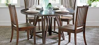 black dining table with leaf small round kitchen tables for circle table with chairs