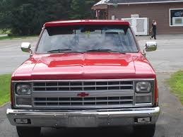 Auctions - 1986 Chevrolet C10 Custom Pickup | Owls Head ...