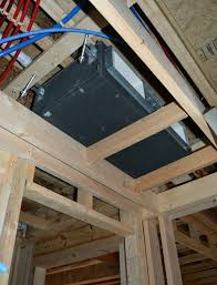 what do ducted mini splits look like home energy pros lg electronics hvac division indoor fan coil installed