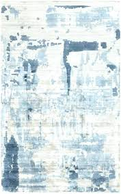 ivory blue abstract rug area rugs house and medallion