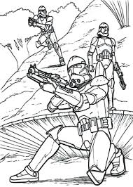 Coloring Pages Star Wars Printable Star Wars Coloring Pages Best