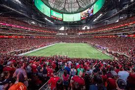 Atl Utd Seating Chart Atlanta United To Open Mercedes Benz Stadium 300 Level For