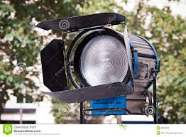 Professional Film Lighting Equipment Professional Lighting Equipment Stock Image Image Of Film