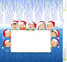 Christmas Kids Background Festival Collections