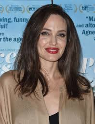 Angelina Jolie Hair Style angelina jolie debuts new haircut a year after splitting with brad 7226 by stevesalt.us