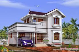 25 lakhs budget house plans inspirational bud double storied house with estimate kerala home