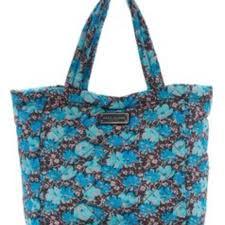55% off Marc Jacobs Handbags - Marc Jacobs quilted floral tote bag ... & Marc Jacobs quilted floral tote bag Adamdwight.com