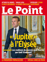 Image result for president macron jupiter