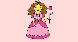 Apprendre Dessiner Une Princesse Disney Youtube