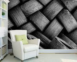 Us 130 48 Offbenutzerdefinierte Moderne Tapeten Gefliest Fresko Für Wohnzimmer Bar Ktv Hotel Hintergrund Wand Papel De Parede Dekorative