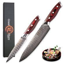 <b>Набор из 2 кухонных</b> ножей шеф-повара, японские кухонные ...