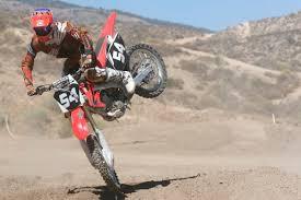 2008 Honda Crf250 Race Test Motocross Action Magazine