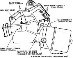 1983 chevy wiper motor wiring not lossing wiring diagram • 1983 chevy camaro wiper troubles electrical problem 1983 chevy rh 2carpros com 2 speed wiper motor wiring wiper motor wiring schematic