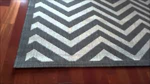 ballard designs chevron rug  youtube
