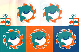 Miami Dolphins Logo Concept (Update 1.1) - Concepts - Chris ...