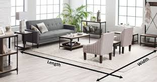 room length width