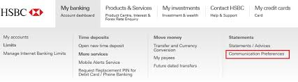 Personal Info Cards Account Service Faqs Hsbc China