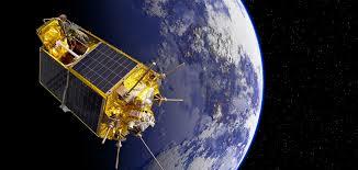 Starlink-Satelliten im Zeitraffer