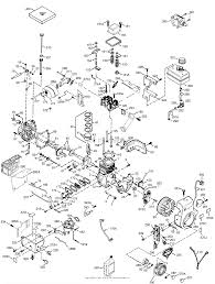 Tecumseh ohsk130 223815d parts diagram for engine parts list 1 diagram engine parts list 1