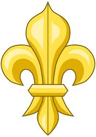 Геральдическая лилия — Википедия