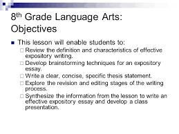 huddleston th grade language arts created by sarah smith ppt  3 8th