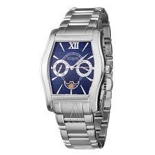 wittnauer belasco 10c02 men s moon phase watch watches wittnauer men s belasco watch