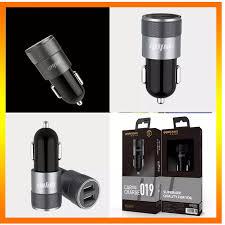 Tẩu Sạc Yopin Chia 2 Cổng USB 1 đầu 5V 1A, 1 đầu 5V 2.1A