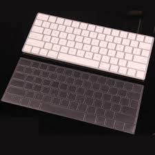 apple bluetooth keyboard. aliexpress.com : buy clear tpu waterproof laptop keyboard cover skin protective film for apple magic wireless bluetooth from reliable .