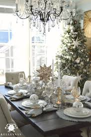 Blue And Gold Table Setting 17 Best Ideas About Christmas Table Settings On Pinterest
