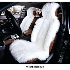 pink fuzzy seat covers faux fur car seat covers pink fluffy car seat covers shear comfort